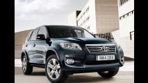 Toyota divulga mais imagens do Novo RAV4 2011