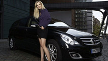 Mercedes R-Class: The Choice of Jette Joop