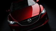 2014 Mazda6 first official photo 24.7.2012