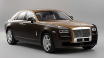 Two-tone Rolls Royce Ghost
