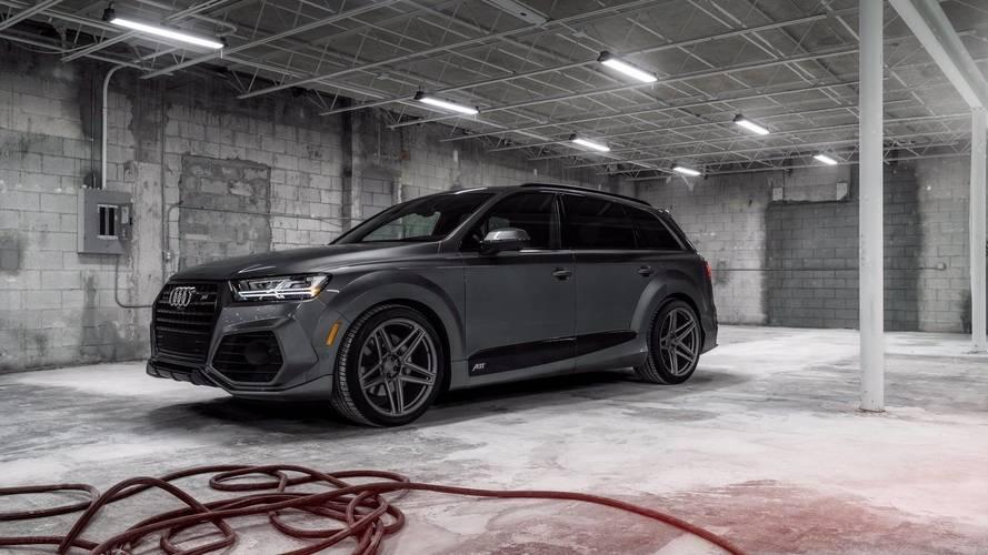 Vossen et ABT Sportsline revisitent l'Audi SQ7 avec 520 ch !