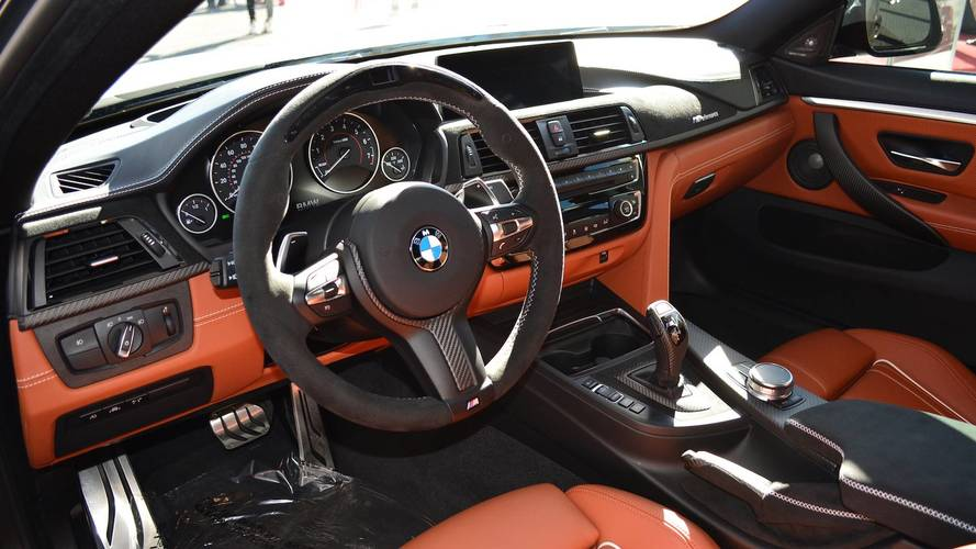 BMW 440i Gran Coupe Gets The M Performance, Individual ...