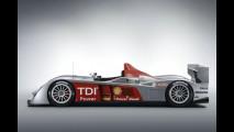 Audi R10 V12 TDI Le Mans