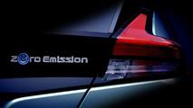 Nissan Leaf 2018 - hátsó lámpa