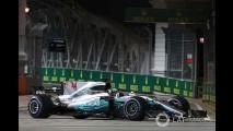 Formel-1-Rennen 2017 in Singapur
