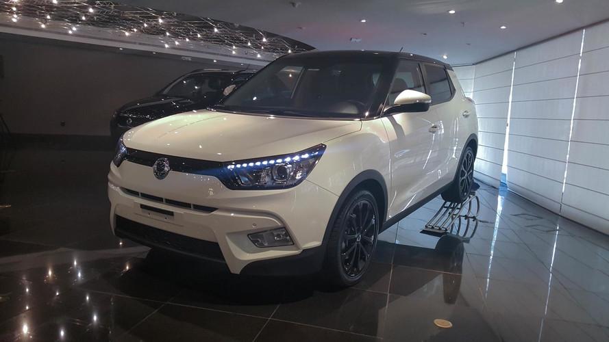 SsangYong volta ao Brasil em 2018 com 4 modelos e nova representação
