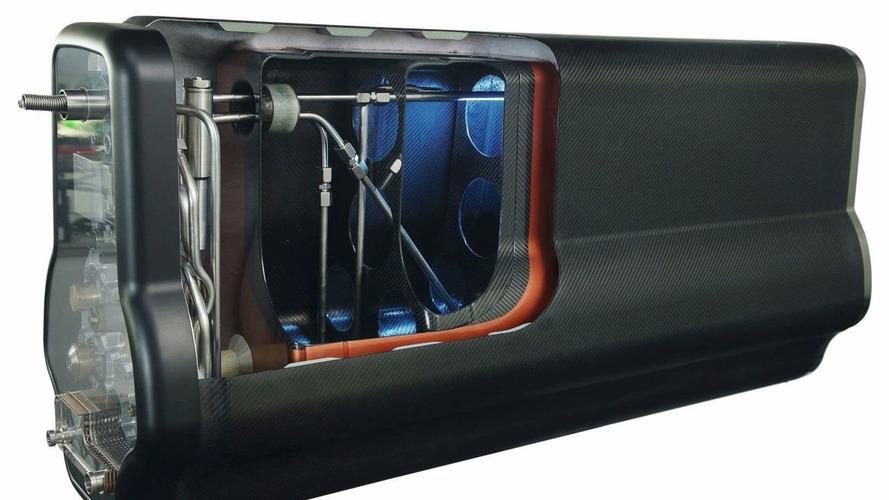 BMW Develops New Generation of Hydrogen Storage Tanks
