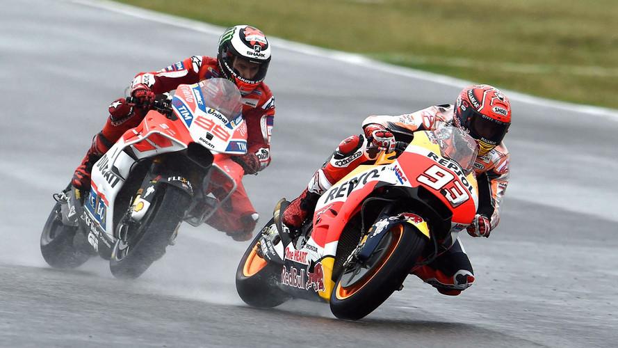 Estratosférico triunfo de Márquez en el GP de San Marino de MotoGP