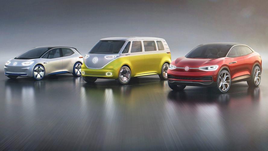Hét éven belül 80 teljesen elektromos autó bemutatását tervezi a Volkswagen Csoport