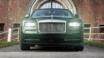 Rolls-Royce Wraith Tommy Car
