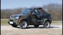 Suzuki Jimmi Daktar & Camouflage