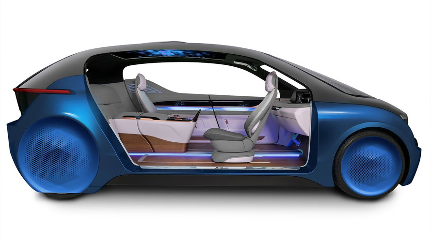 Xim18 Concept Shows Vehicle Cabin Where You Don 39 T Have To Drive