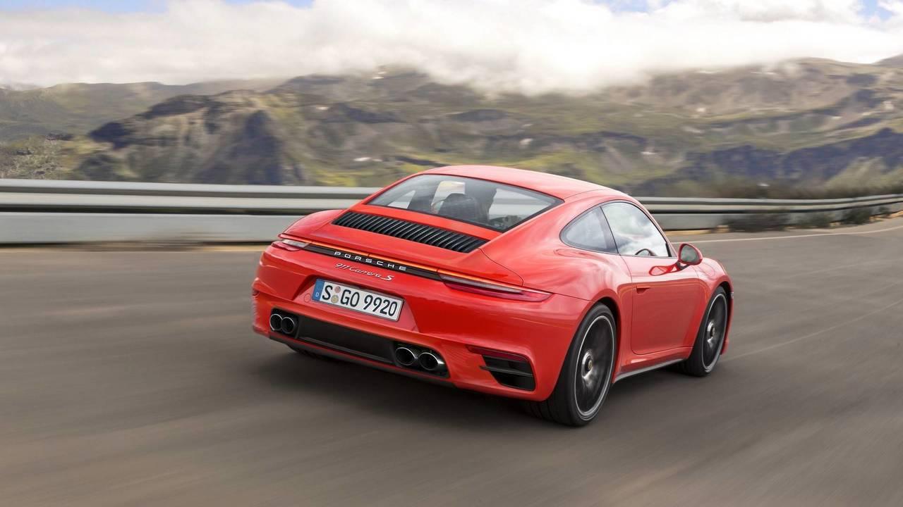 Next-Gen Porsche 911