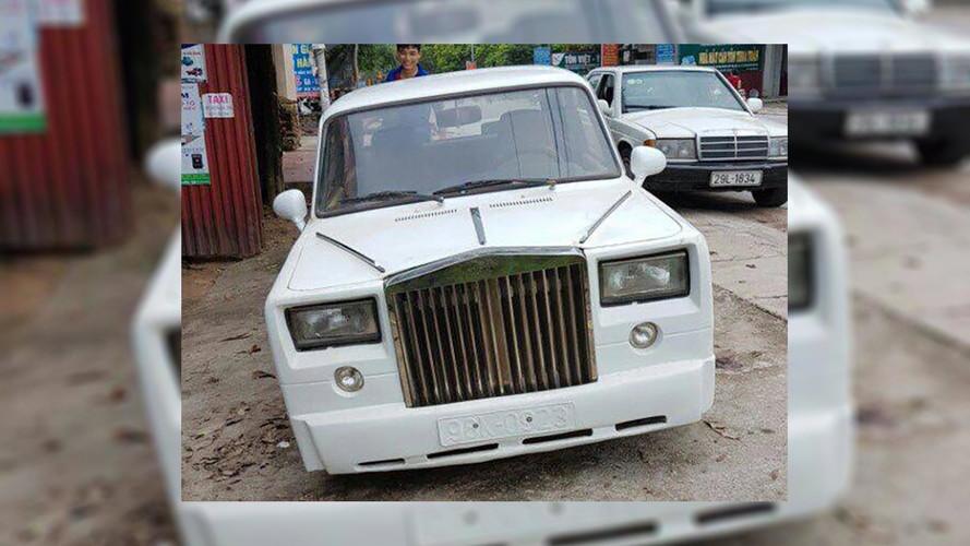 La Lada qui se prenait pour une Rolls-Royce Phantom