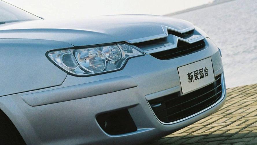 Une Citroën C-Elysée tout électrique pour la Chine