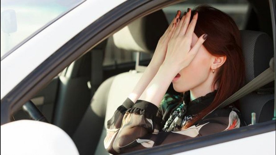 Colpo di frusta: ridotti i risarcimenti per gli automobilisti