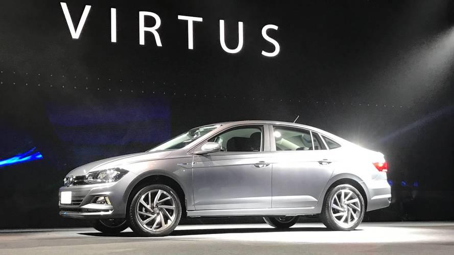 2018 Volkswagen Virtus