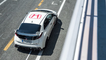 Honda Civic Type-R sets lap records at five legendary Euro circuits