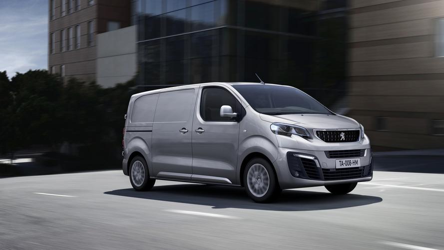 Yeni Peugeot Expert Türkiye'de