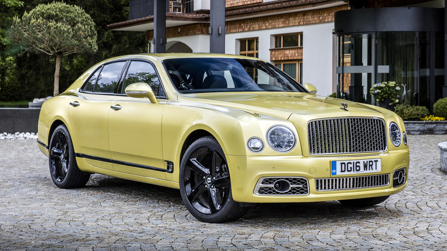Bentley mulls range-topping sedan based on Mulsanne