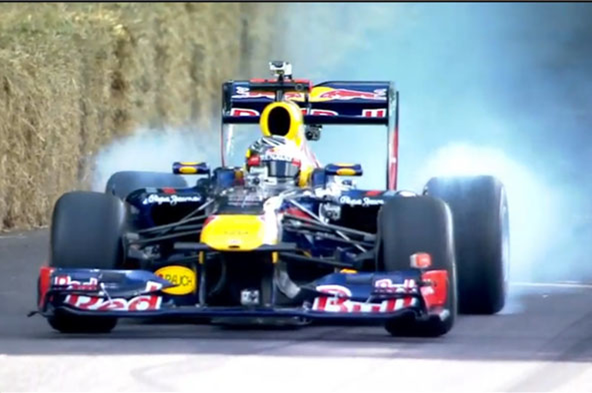 Video: The Best of the 2012 Goodwood Festival Of Speed