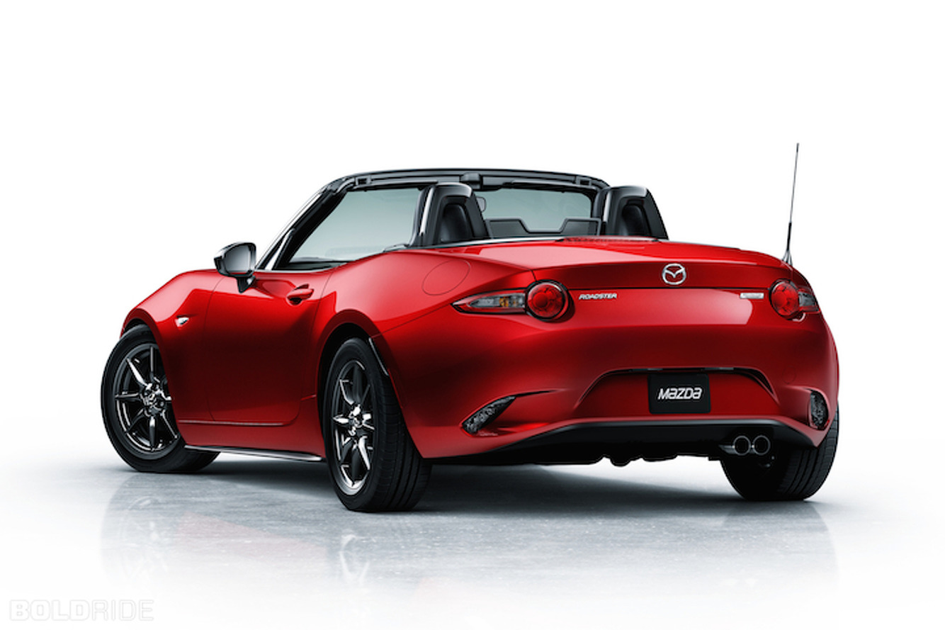The Mazda MX-5 Should Look Better than it Does