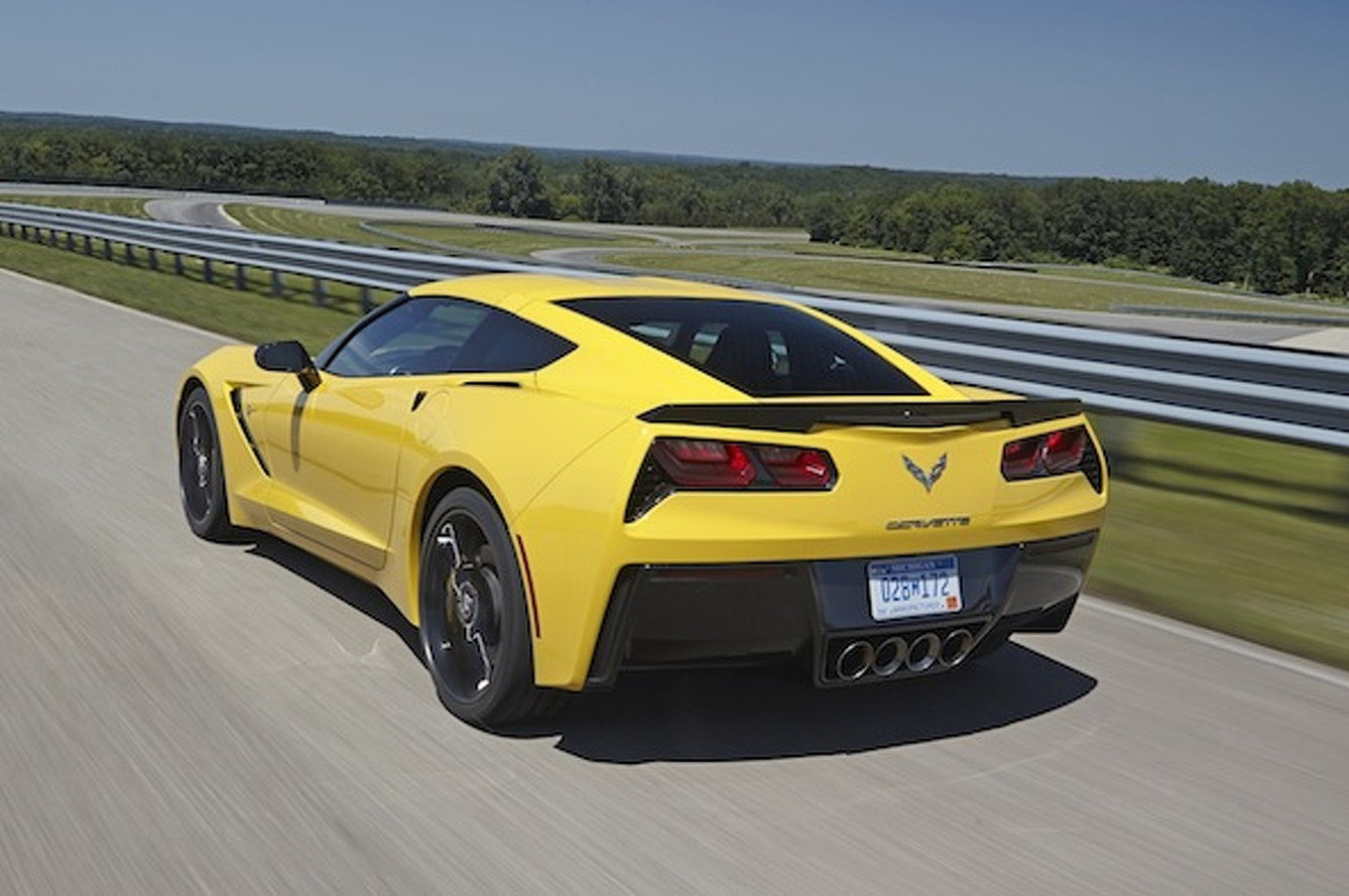 GM Teases Idea of a Hybrid Corvette