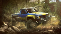 1988 Toyota Hilux for Wolverine