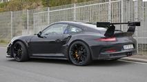 2011 Porsche 911 GT3 RS spy photo