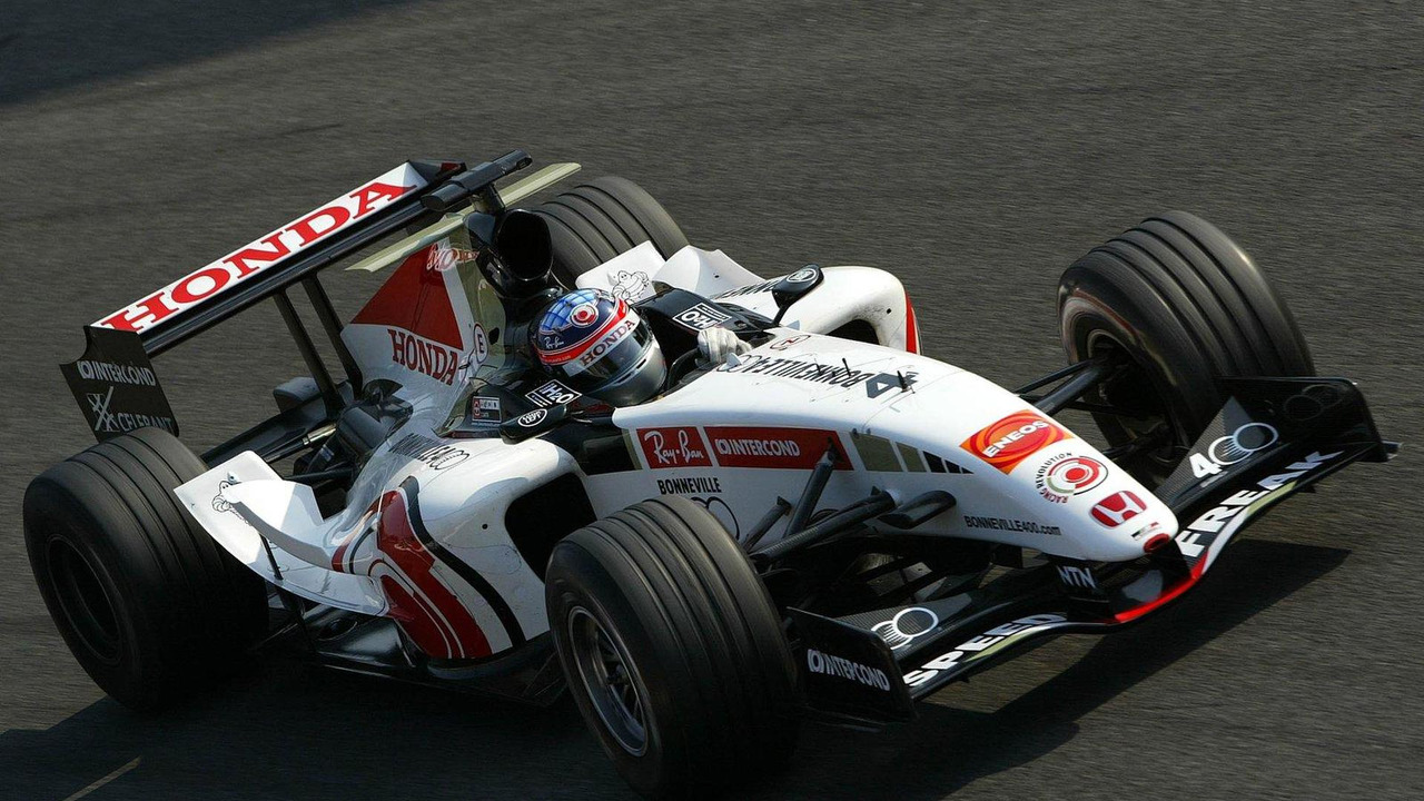 Takuma Sato, Lucky Strike BAR Honda 007, Italian Grand Prix 03.09.2005