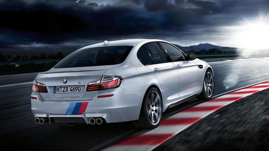 BMW introduces new M Performance accessories for the M5 & M6