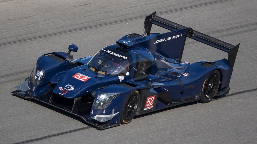 Ligier JSP217