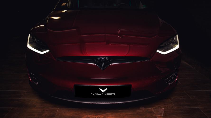 Telsa Model X Vilner