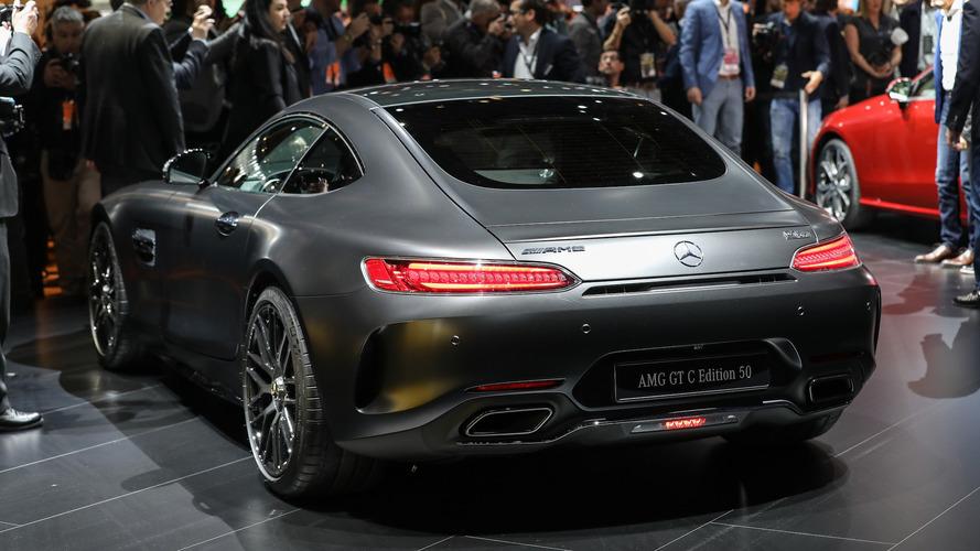 Détroit 2017 - Mercedes-AMG dévoile la GT C !