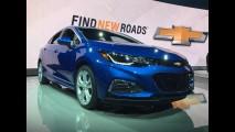 Novo Cruze: GM confirma início de produção em maio na Argentina