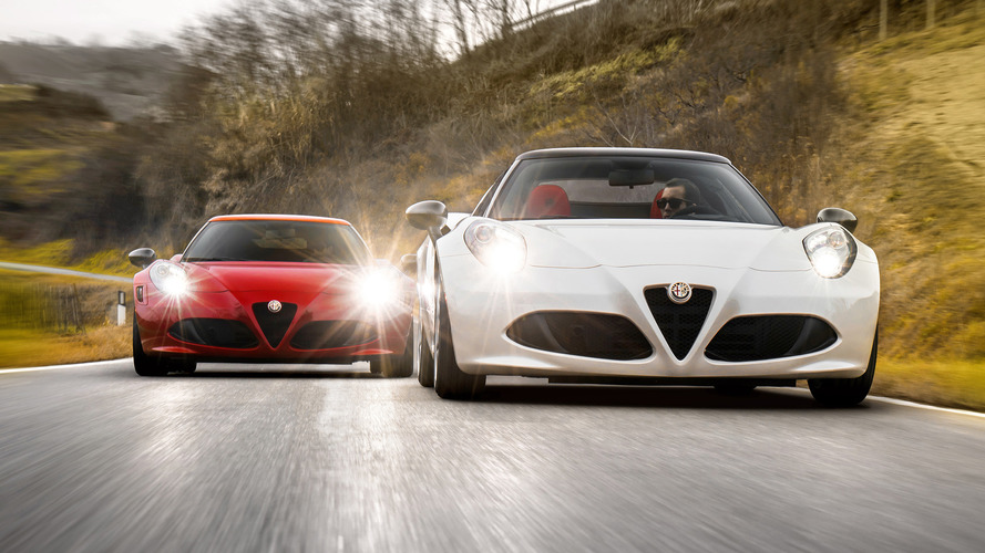 Alfa Romeo 4C facelift coming 2018 – no manual planned
