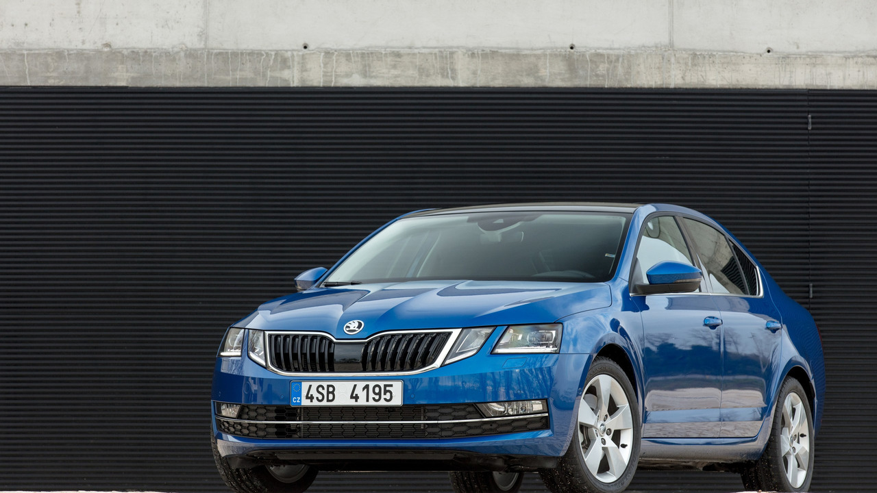 skoda octavia facelift with 1 5 tsi evo engine coming this year. Black Bedroom Furniture Sets. Home Design Ideas