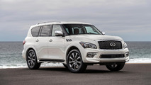 2017 Infiniti Q50 and QX80 Signature Edition