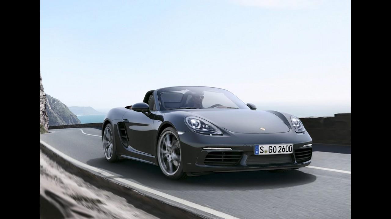Porsche recompensa funcionários com bônus de € 9 mil após vendas recordes