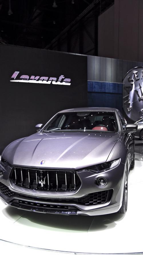 Maserati Levante'nin en kaslı versiyonu ülkemize giriş yaptı