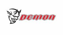 Dodge Challenger Demon Logo
