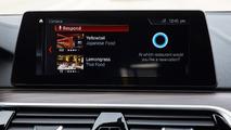 2017 BMW Série 5 autonome au CES