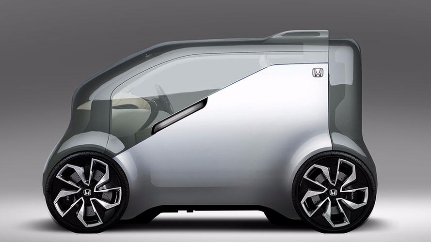 Honda NeuV - Autonome, électrique et intelligent