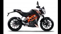 KTM define preço da Duke 390: R$ 21.990 com ABS de série