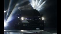 Salão de Detroit: Honda Ridgeline mantém monobloco, mas estreia visual