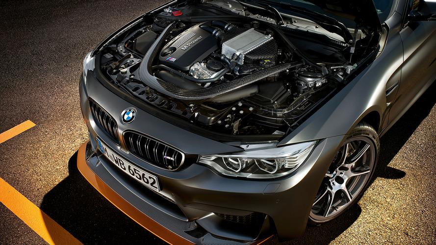 BMW M4 GTS'in yenilikçi su enjeksiyon sistemi
