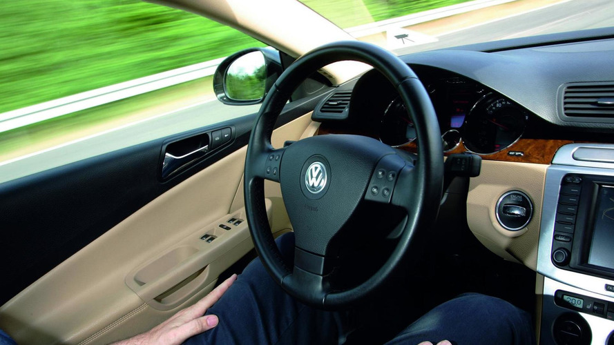Volkswagen's Temporary Auto Pilot makes for a self-driving car