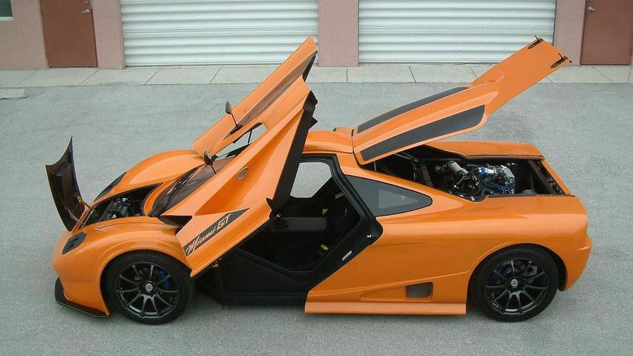 Miami GT kit car by DDR Motorsport