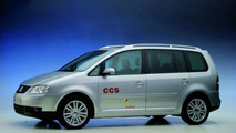 Volkswagen Research: Prototype with CCS