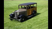 Ford Model B Woodie Station Wagon